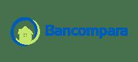 Logotipo Bancompara